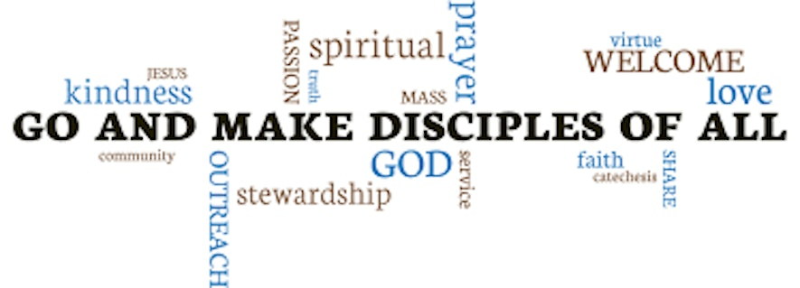 go make disciples of all